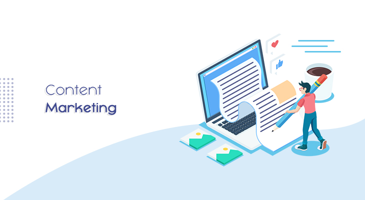 Content Marketing - content marketing agency