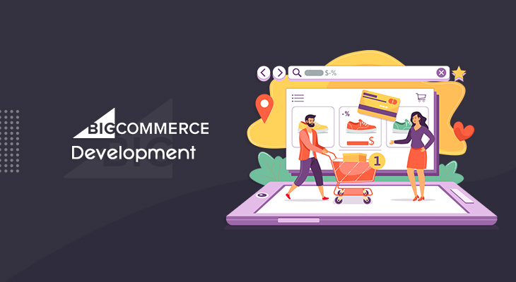 Big Commerce - bigcommerce website development