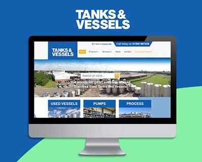 Tanks And Vessels Case Study