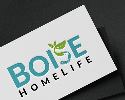 Boise Home Life Logo Design