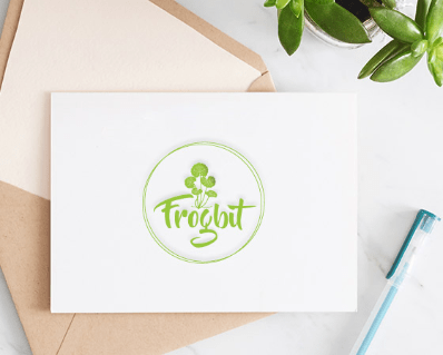 Frogbit Brand Identity Design
