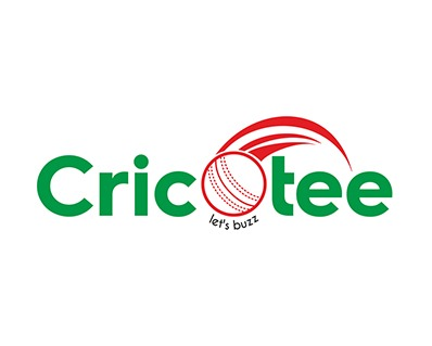 Cricotee Brand Identity Design