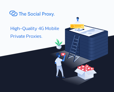 The Social Proxy Website
