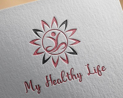 My Healthy Life- Logo Design