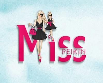 Miss Peikin Brand Identity Design
