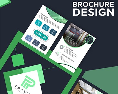Brochure Design for Provis Technologies