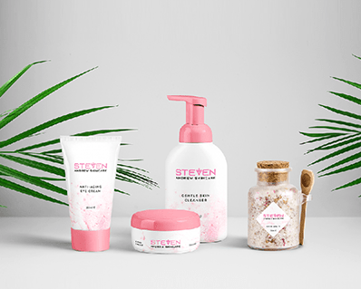 Skincare Brand Packaging Design