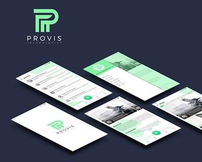 Provis Technologies Mobile Application