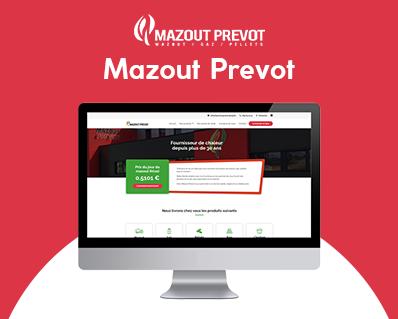 Mazout Prevot