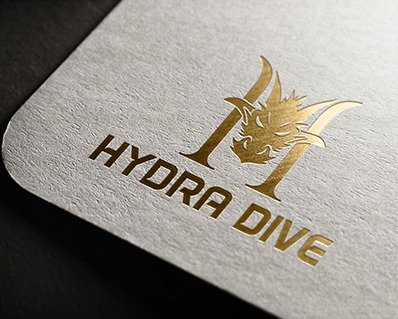 Hydra Dive – Logo Design