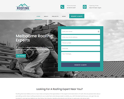 Roofing Services Melbourne
