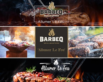 Grill Masters Banner Design