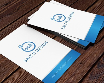 Salt IT – Brand Identity Design